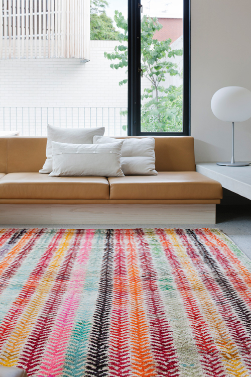 Colorful Rugs From Loom Australia