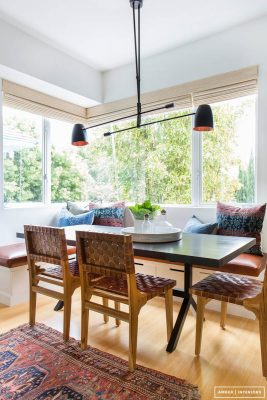 Amber Interiors - Dining Nooks