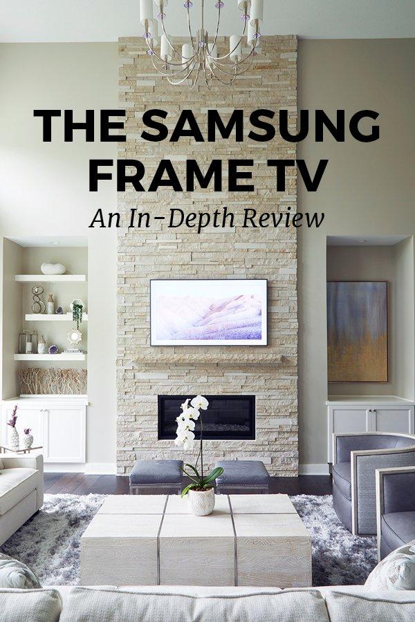 Samsung Frame TV Review