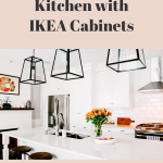 make IKEA cabinets look expensive