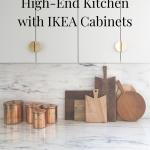custom kitchen ikea cabinets