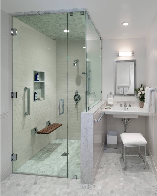 Living In Place Bathroom Remodeling Tips