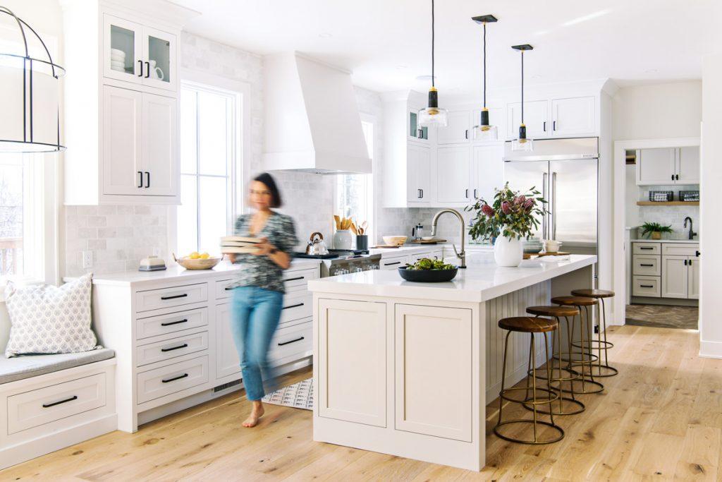 des moines kitchen remodel interior designer Jillian Lare