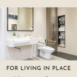 Living in Place Bathroom Remodel Tips