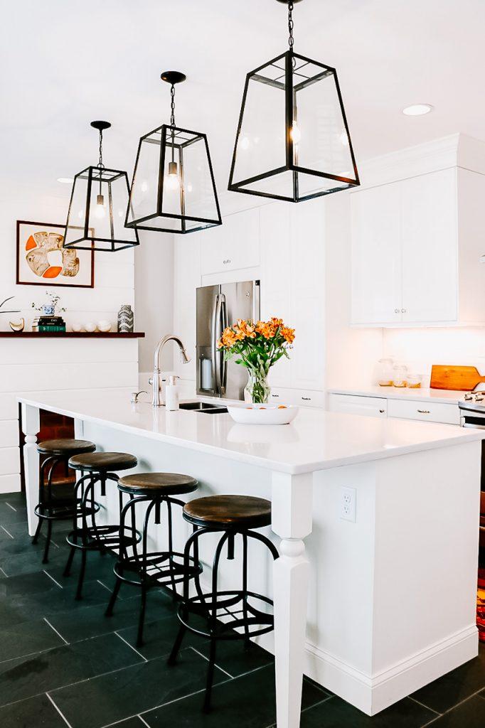 IKEA SEKTION kitchen remodel Fells Point Baltimore Maryland