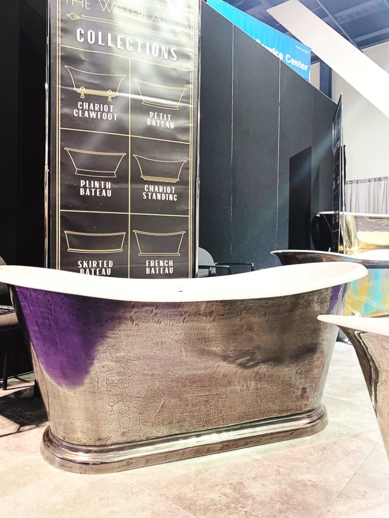 Waterlands Stainless Tub