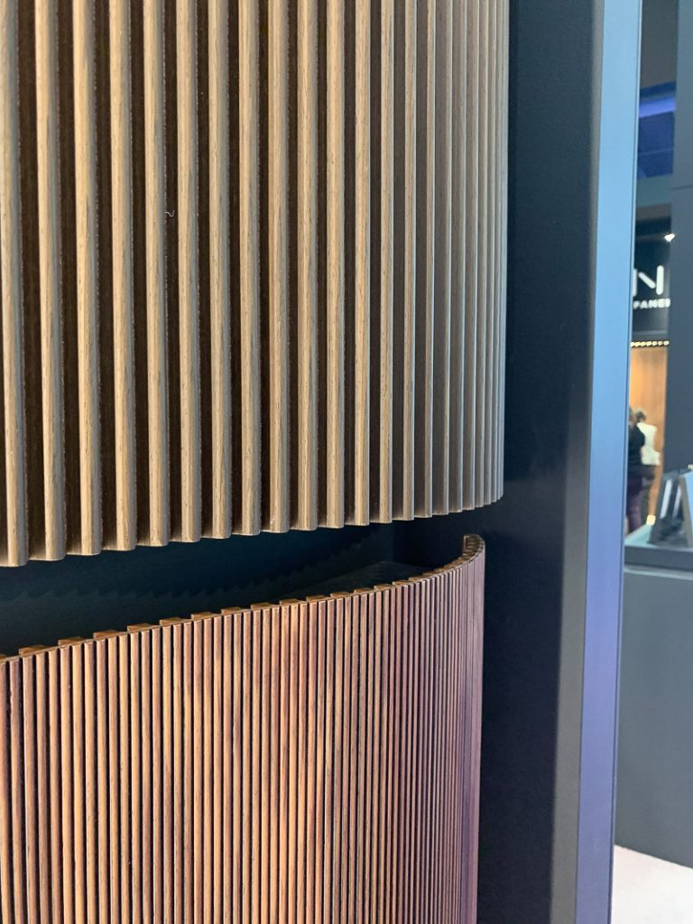 IKONNI Wood Surfaces KBIS 2020