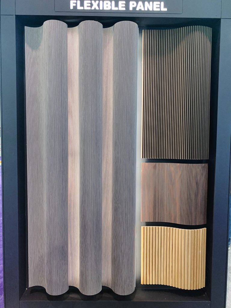 IKONNI Wood Surfaces KBIS 2020