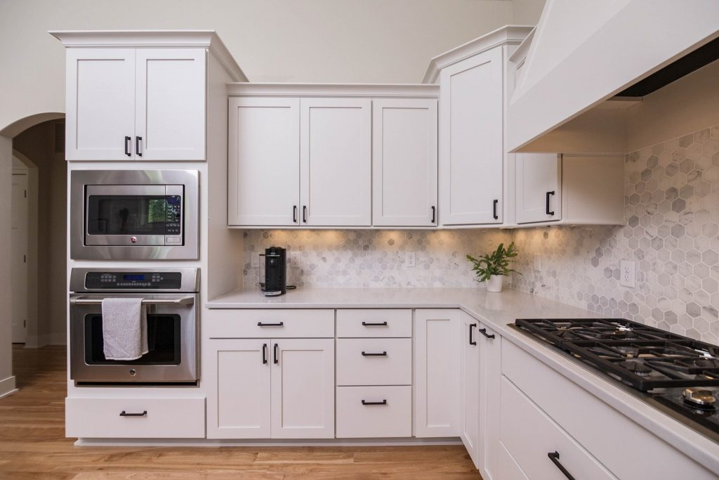 Zenith Design Build Kitchen Refresh Des Moines Iowa