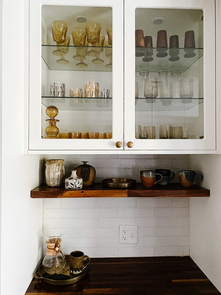 IKEA Kitchen Semihandmade Vintage Barware