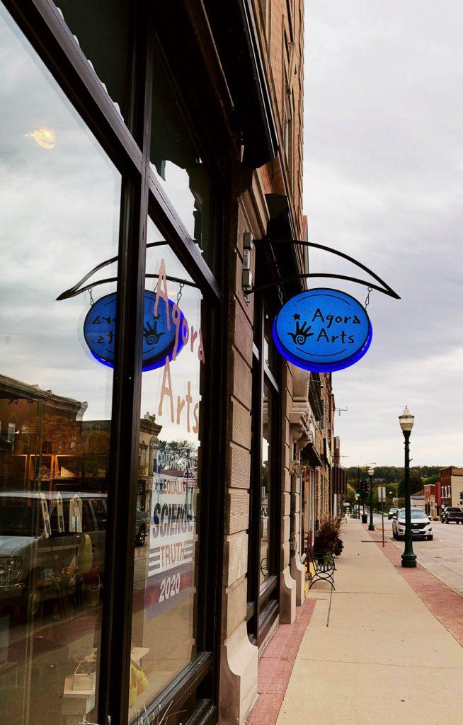 Agora Arts Decorah Iowa Weekend Getaway