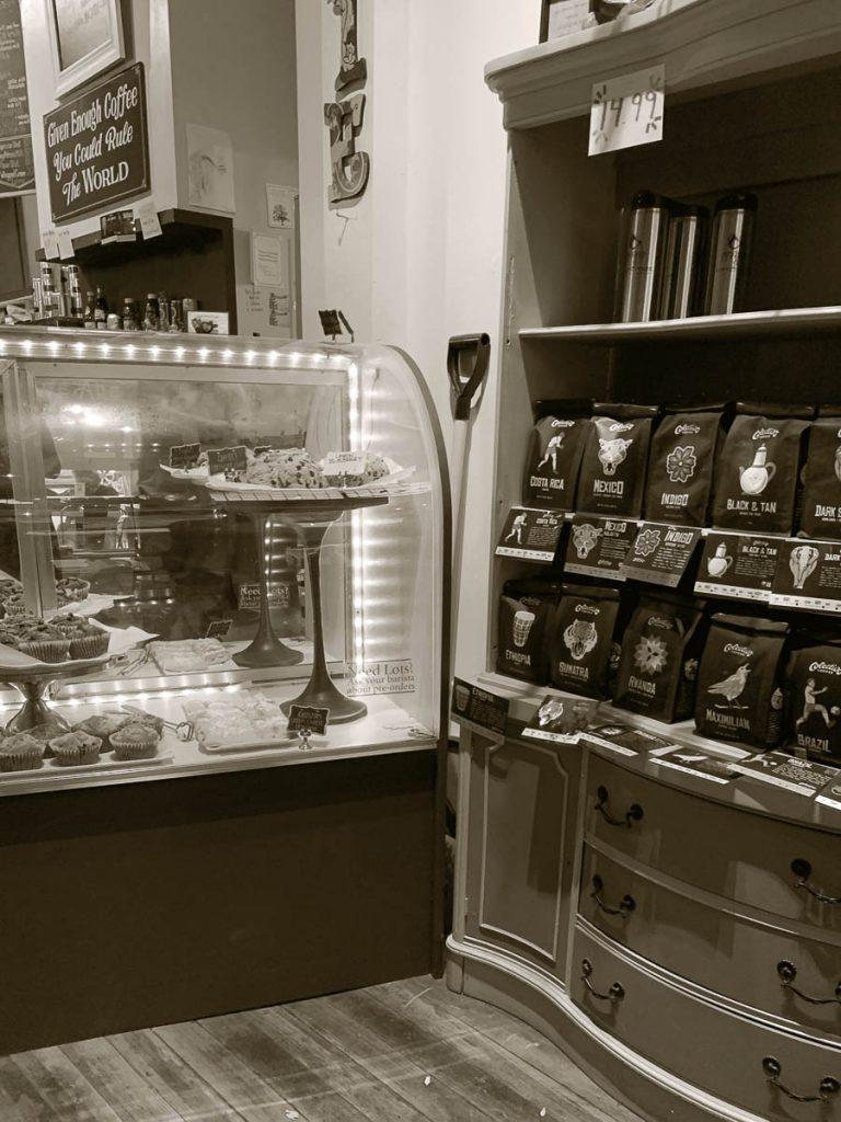 Magpie Coffeehouse Decorah Iowa Weekend Getaway