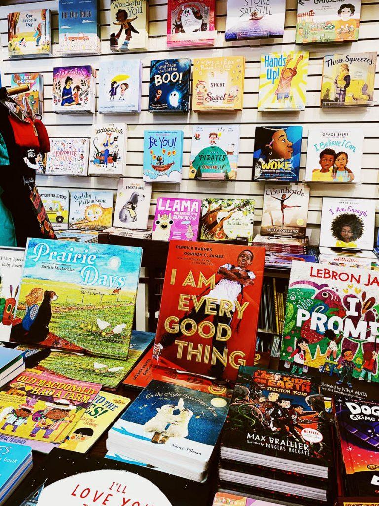 Dragonfly Books Decorah Iowa Weekend Getaway